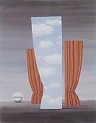 La Gioconda 1964 - Rene Magritte