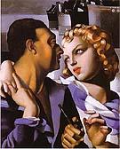 Idyll 1931 - Tamara de Lempicka