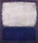 Blue and Gray 1962 - Mark Rothko
