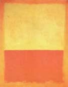 Untitled No 12 Red and Yellow 1954 - Mark Rothko