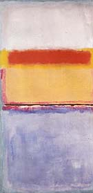 Untitled No 10 1952 - Mark Rothko