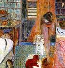 La toilette The Bathroom - Pierre Bonnard