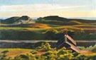 Hills South Truro 1930 - Edward Hopper