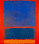 Blue Orange Red 1961 - Mark Rothko