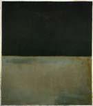 Untitled Black on Gray 1969 70 - Mark Rothko
