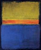 No 2 Blue Red and Green 1953 - Mark Rothko