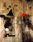 The Birth of the World - Joan Miro