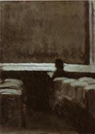 Solitary Figure in a Theatre - Edward Hopper