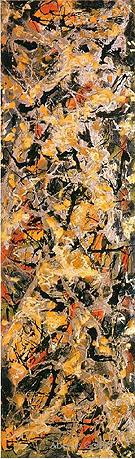 Frieze 1953 - Jackson Pollock