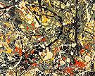 No 8 1949 Detail - Jackson Pollock