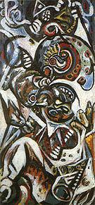 Birth 1938 - Jackson Pollock