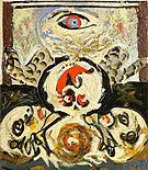 Bird 1941 - Jackson Pollock