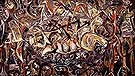 Pasiphae 1943 - Jackson Pollock