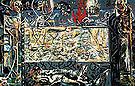 Guardians of the Secret 1943 - Jackson Pollock