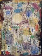 Landschaft zw Fruhling 1935 - Paul Klee