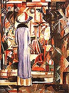 Large Bright Shop Window 1912 - August Macke