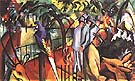 Zoological Garden I 1912 - August Macke