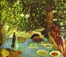 The Cherry Tart 1908 - Pierre Bonnard
