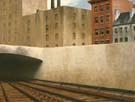Approaching a City 1946 - Edward Hopper
