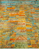 Highways and Byways 1929 - Paul Klee