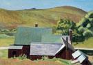 Curly Bobs House 1930 - Edward Hopper
