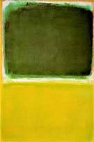 Untitled 1954 - Mark Rothko