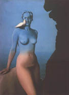 Black Magic - Rene Magritte