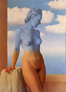Black Magic II - Rene Magritte