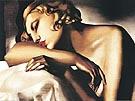 La Dormeuse - Tamara de Lempicka