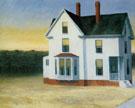Cape Cod Sunset 1934 - Edward Hopper