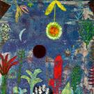 Versunkene Landschaft 1918 - Paul Klee