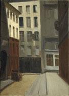 Paris Street 1906 - Edward Hopper