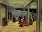 Untitled Waiting Room 1935 004 - Mark Rothko