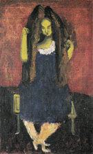 Portrait 1936 007 - Mark Rothko