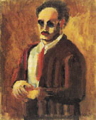 Self Portrait 1936 008 - Mark Rothko