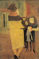 Untitled Woman And Two Children 1937 010 - Mark Rothko
