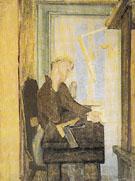 Untitled Seated Man 1938 018 - Mark Rothko