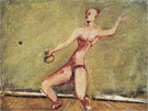 Untitled Man With Racket and Ball 1939 020 - Mark Rothko