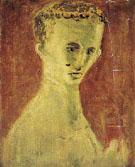 Portrait of Joe Liss 1939 022 - Mark Rothko