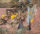 Untitled 1944 024 - Mark Rothko