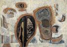 Geologic Memory 1946 - Mark Rothko