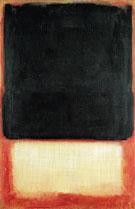 No 7 Dark Over Light 1954 - Mark Rothko
