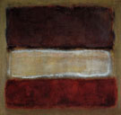 Untitled Purple White and Red 1953 - Mark Rothko