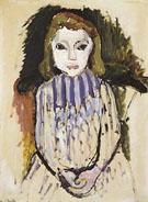 Marguerite 1906 - Henri Matisse