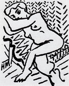 Seated Nude 1906 - Henri Matisse