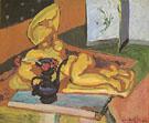 Sculpture and a Persian Vase 1908 - Henri Matisse
