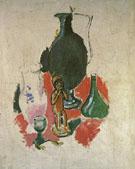 Still Life with an African Statuette 1908 - Henri Matisse