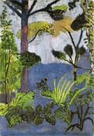 Moroccan Landscape Acantus 1912 - Henri Matisse