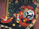 Fruit and Bronze 1910 - Henri Matisse
