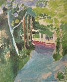 Barbizon 1909 - Henri Matisse